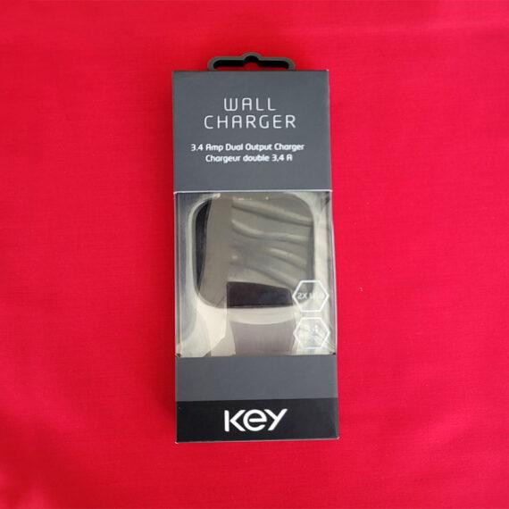 Cargador Key