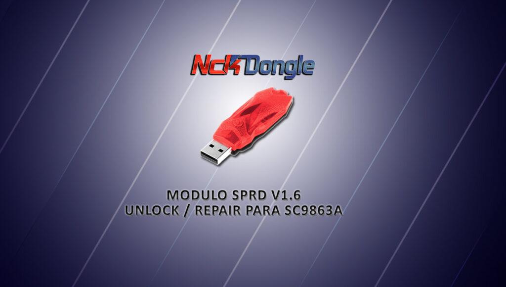 nck dongle sprd unlock sc9863a
