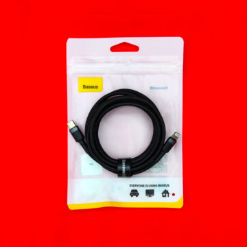 baseus cable iphone 12