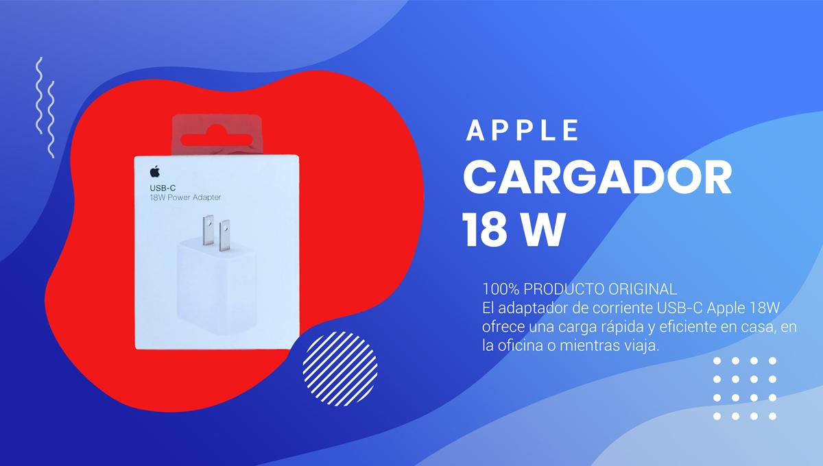 apple cargador iphone 12