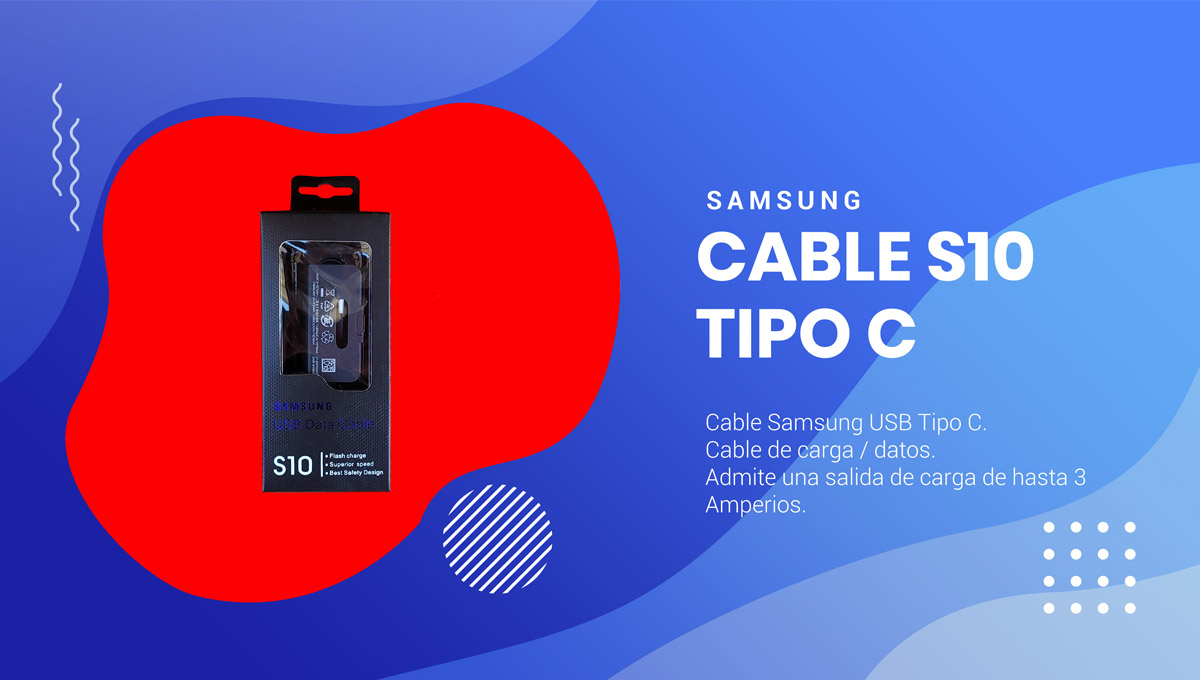 cable tipo c samsung